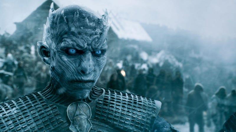 Game of Thrones' Night King.