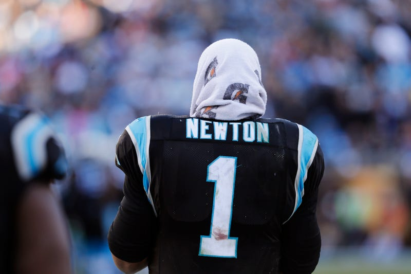 Illustration for article titled Panthers' Shitty Offseason Gets Worse With Cam Newton's Ankle