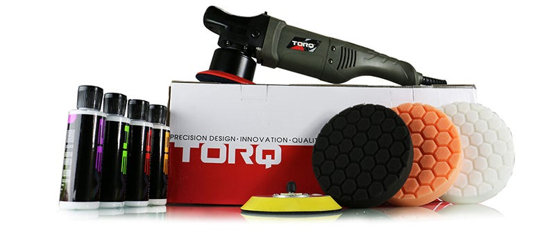 Illustration for article titled Help Me Win a TORQ DA Polisher Kit and Win One for Yourself Too!!!
