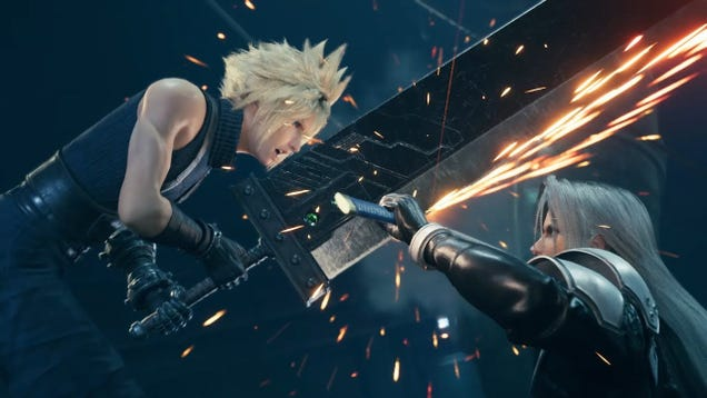 Buy Committee: Tell My Friend Eric He s Missing Out on Final Fantasy VII Remake