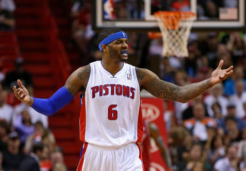 Illustration for article titled Josh Smith And The Deeply Constipated Offense Of The Detroit Pistons