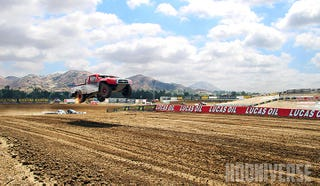 Illustration for article titled Lucas Oil Off Road Racing Takes the Off-Road part seriously