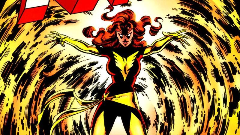 Illustration for article titled What does X-Men's Dark Phoenix saga have in common with Christmas?