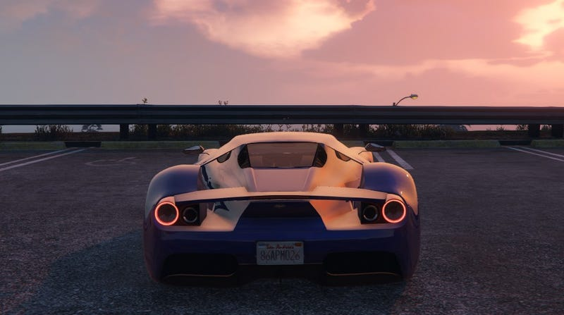 Im A Ceo Who Was Wealthy Enough To Purchase A New Ford Gt In Gta Online