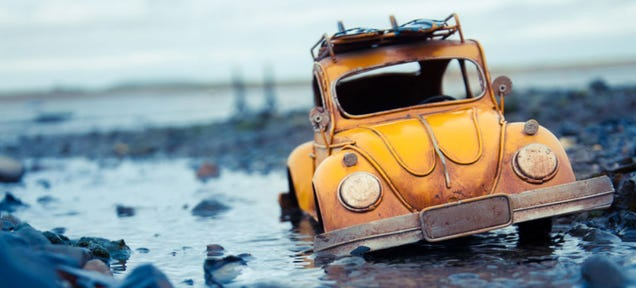 These Toy VW Photos Are All Kinds Of Charming