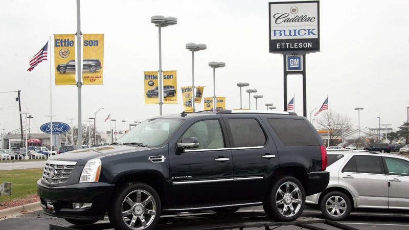 Illustration for article titled Cadillac Executive Says Dealerships Are Part Of The Problem