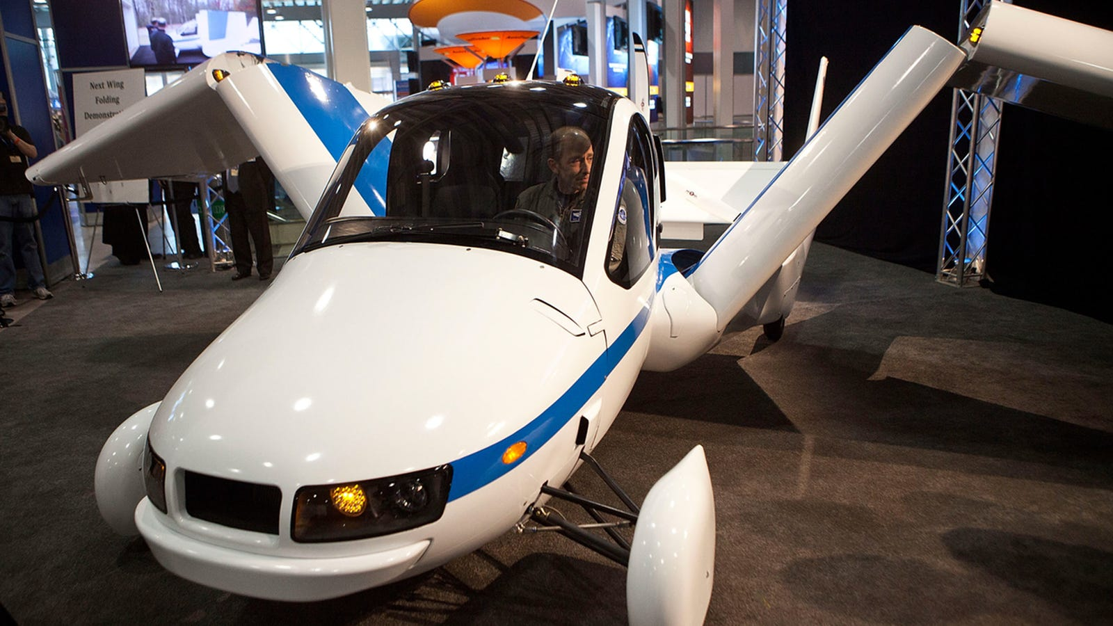 Flying Car Company China Desperately Needs Flying Cars