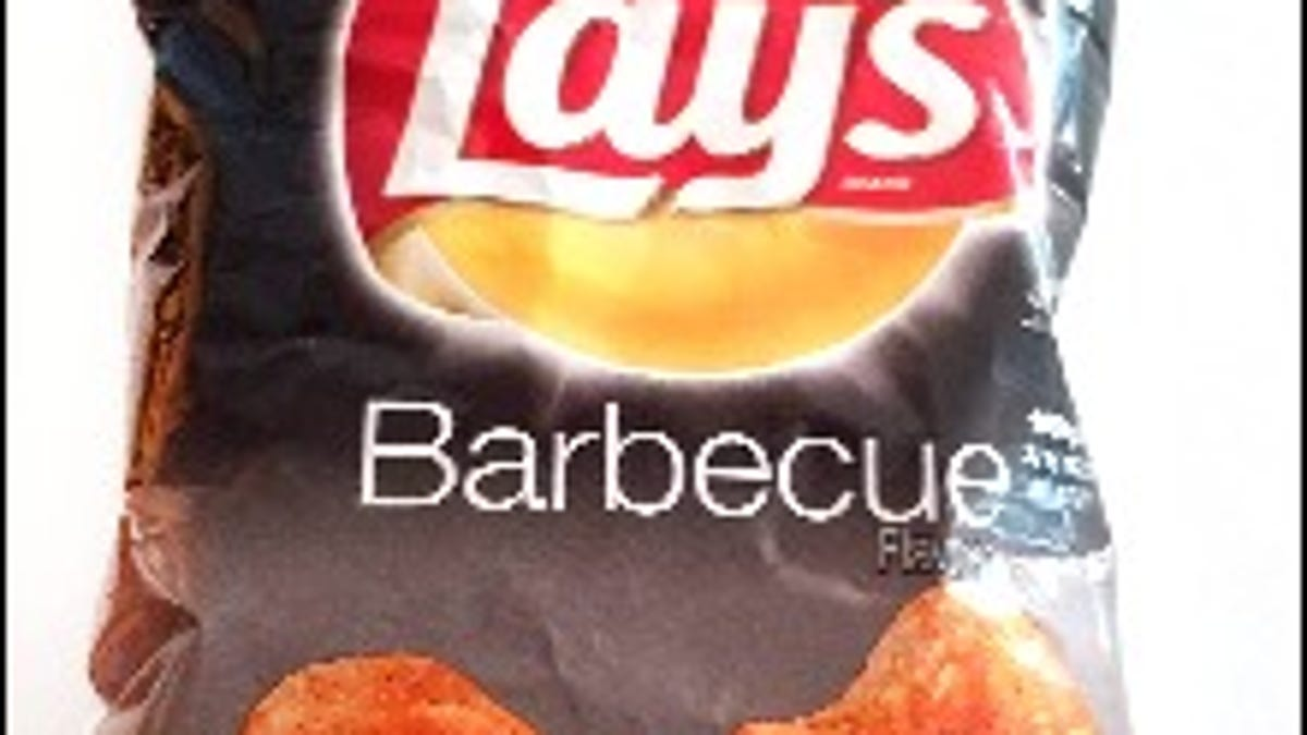 A taste test to determine the best barbecue potato chips