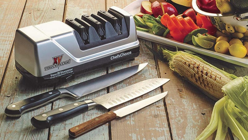 Chef'sChoice 15 Professional Electric Knife Sharpener | $80 | Woot