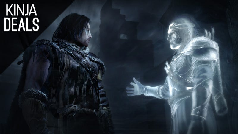 Illustration for article titled Today's Best Gaming Deals: Shadow of Mordor, Civilization Complete, and More