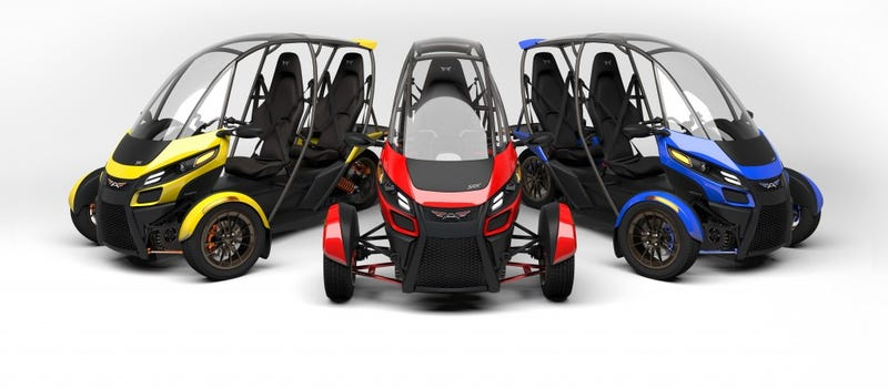 Illustration for article titled Arcimoto: Electric Motoring For The Masses