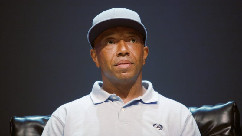 Illustration for article titled Another woman accuses Russell Simmons of rape in new lawsuit