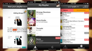 Wahwah fm Turns Your iPhone Into a Broadcasting Radio Station