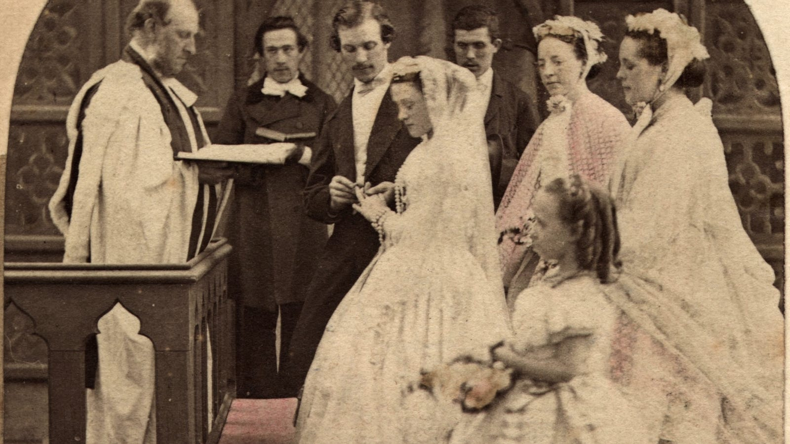 This Bride Will Be The 11th Person To Wear An 120 Year Old