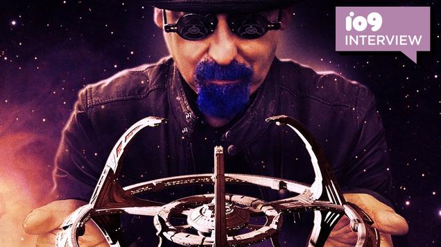 Star Trek s Ira Steven Behr Looks Back on the Complex Legacy of Deep Space Nine