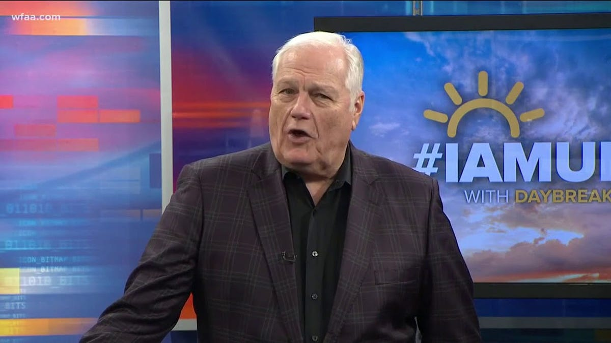 """Dallas Sportscaster On School Shooting: """"Since It's Almost"""