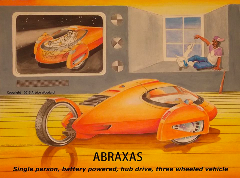Illustration for article titled Abraxas