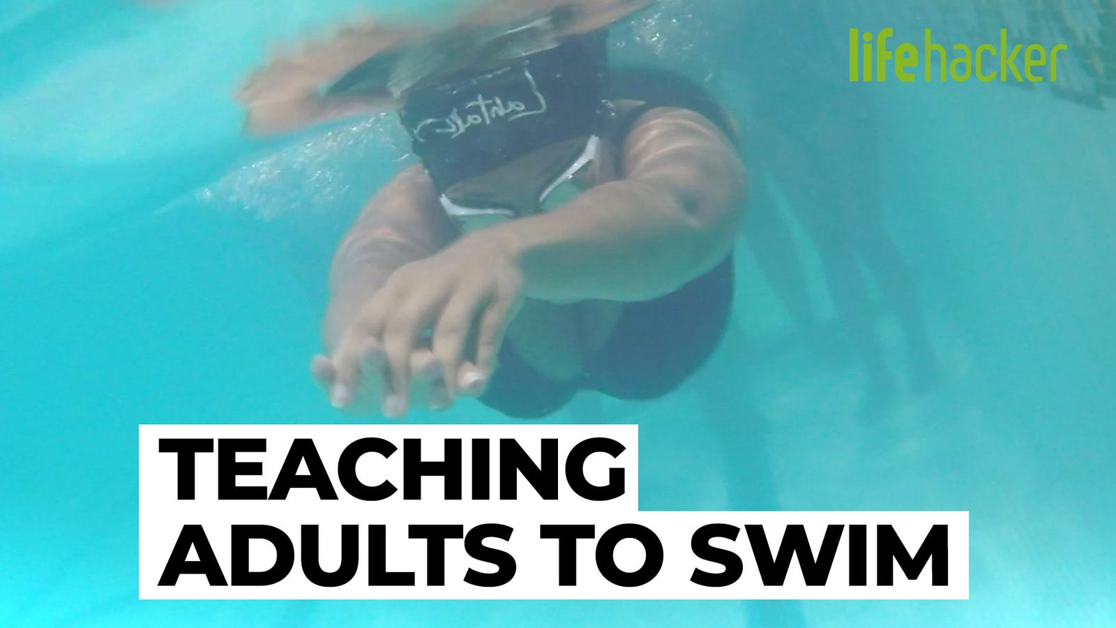 How to Learn to Swim as an Adult