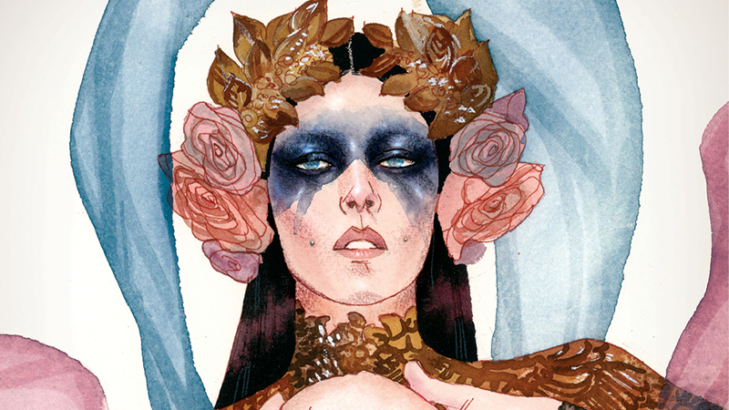 Illustration for article titled The Gorgeous Next Issue of The Wicked + The Divine Is a Celebrity Gossip Mag of the Gods