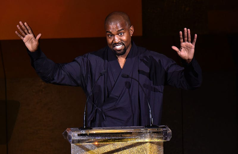 Kanye West (Michael Loccisano/Getty Images)