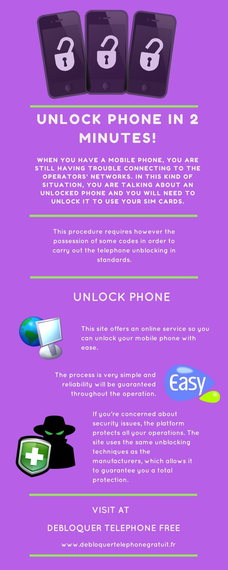 How to unlock your phone for use with another carrier