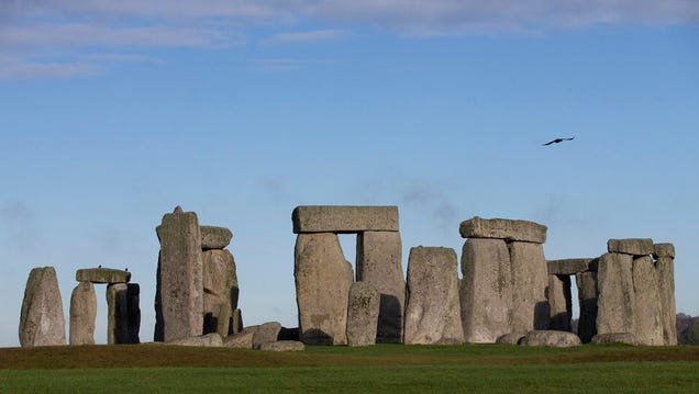 Stonehenge Started as an Entirely Different Henge, New Research Suggests