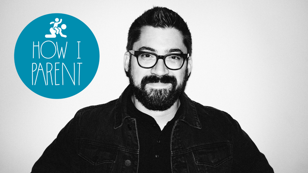 I m Author Austin Kleon, and This Is How I Parent