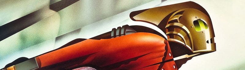 Illustration for article titled Project Lazarus: Rocketeer