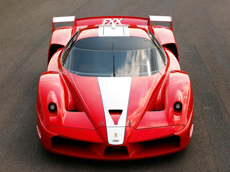 Illustration for article titled Is the Enzo a good looking car?