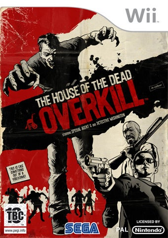 Illustration for article titled The House Of The Dead: Overkill Review: A Blast From The Past