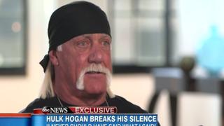 Hulk HoganYouTube Screenshot