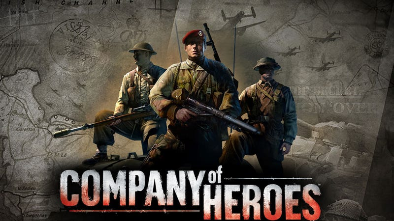 Illustration for article titled Relic Working On Company of Heroes 2?