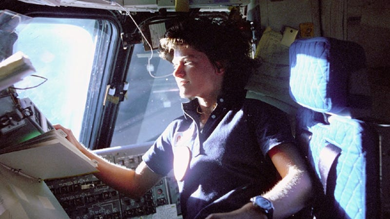 Illustration for article titled Sally Ride, The First American Woman in Space, Succumbs to Cancer at 61
