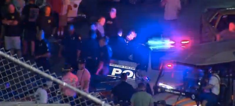Screenshot from Fox 8 News