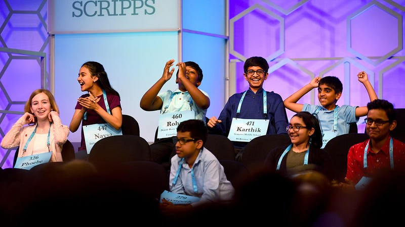 Illustration for article titled Another Step For Progress: The Scripps National Spelling Bee Will Also Be Ending The Swimsuit Portion Of Its Competition