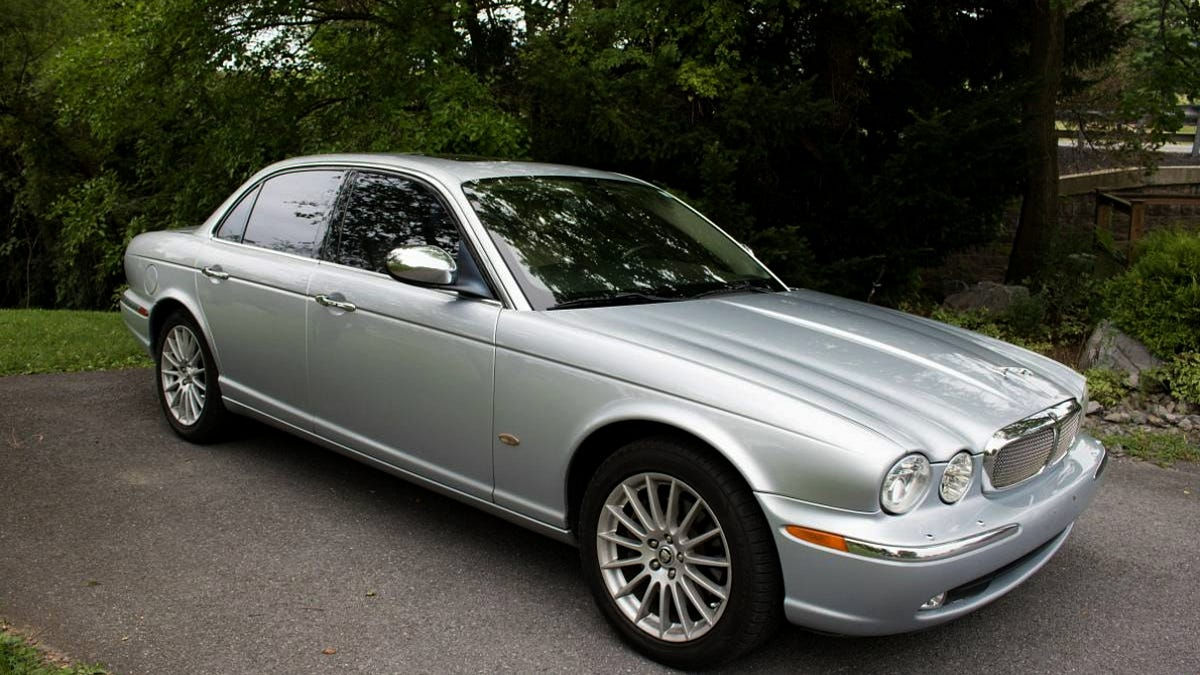 For 5500 Is This 2007 Jaguar Xj8 The Cats Pajamas 2005 Problems