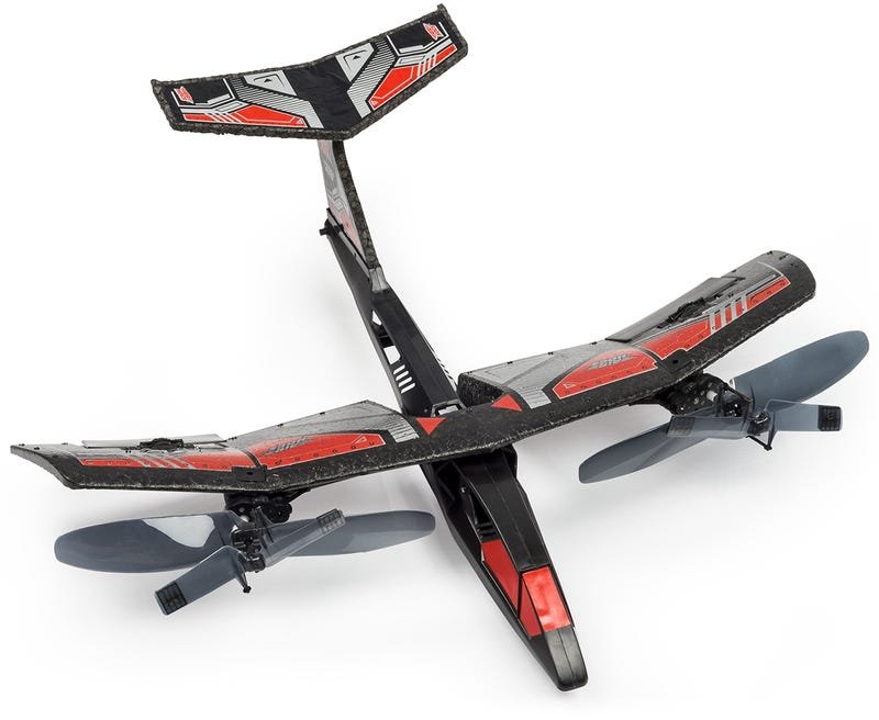 Tilting Wings Let This New Air Hogs RC Plane Hover Like a