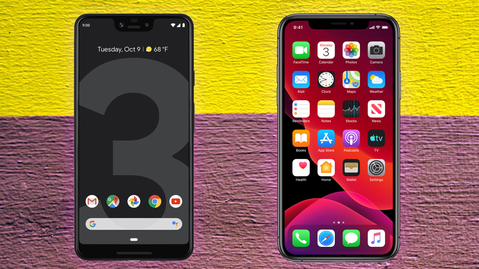 How Does iOS 13 Stack Up to Android Q?