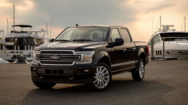 Nearly Half A Million Fords and Lincolns Recalled For Faulty