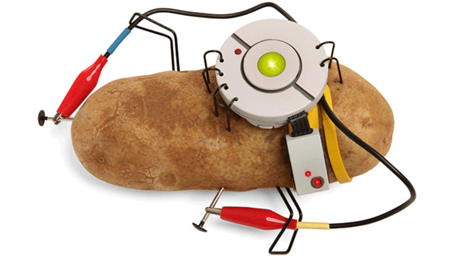 PotatOS Kit Turns a Portal 2 Gag Into a Science Fair Project