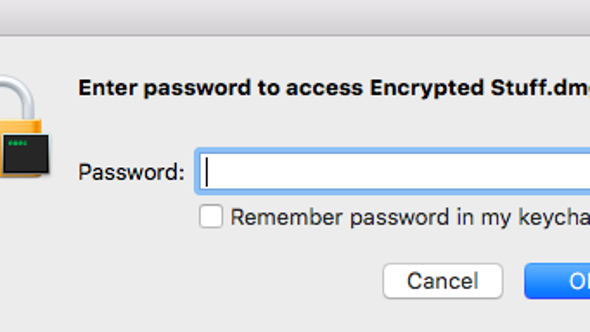 How To Easily Encrypt Files On Mac