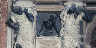 Melchior Barthel (with Baldassare Longhena and Juste Le Court), Tomb of Doge Giovanni Pesaro, 1665-69, Venice