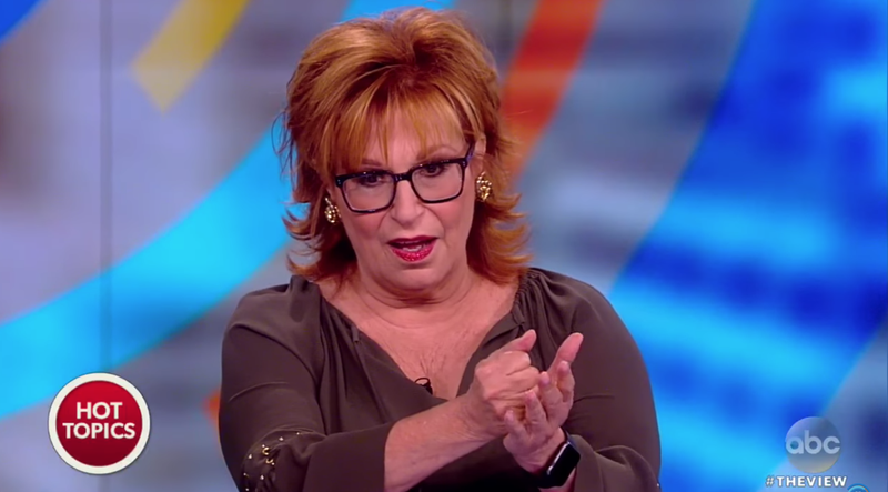 Illustration for article titled Joy Behar Says She Was Hospitalized Over Avocado Accident