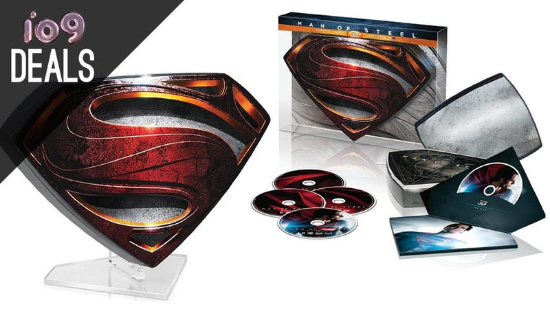 Illustration for article titled Man of Steel Collector's Edition, Dexter, Refurb Xbox Ones