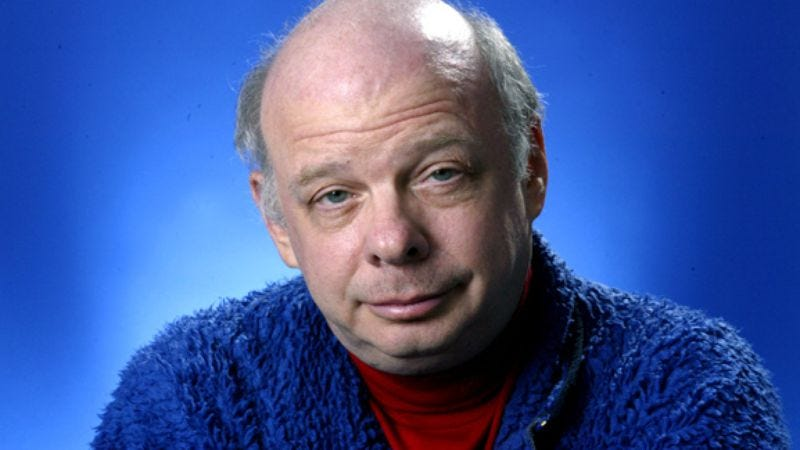 Illustration for article titled Wallace Shawn