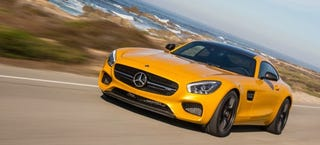 Illustration for article titled The Mercedes-AMG GT S Will Be $129,900 Of Tire Smoking Sporty Excellence