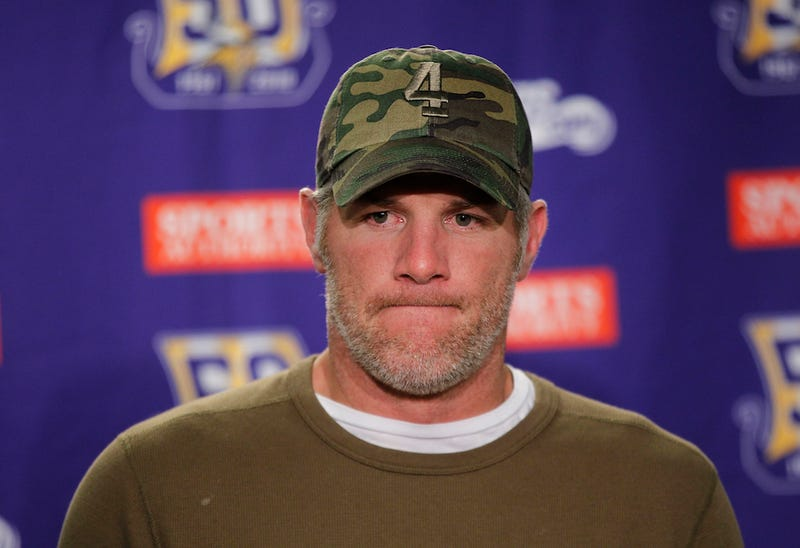 Illustration for article titled Will Brett Favre Have To Discuss His Penis Under Oath?