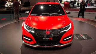 Illustration for article titled 2015 HONDA CIVIC TYPE-R PETITION