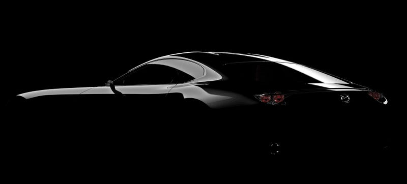 Illustration for article titled Is Mazda's Sports Car Concept The New RX-7 We've Been Waiting For? (Probably Not)