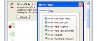 Illustration for article titled Upgrade Flickr with the Better Flickr Firefox extension